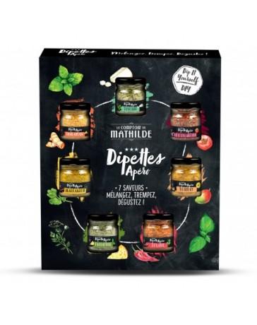 COFFRET DIPETTES - LE COMPTOIR DE MATHILDE