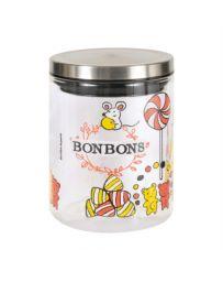 Bocal à Bonbons PETIT - OURSONS - DERRIERE LA PORTE