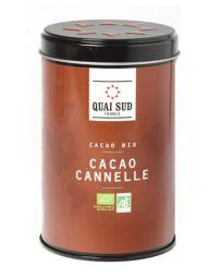CACAO AROMATISÉ À LA CANNELLE BIO -