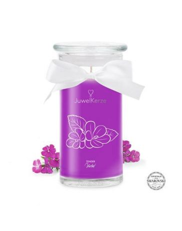 Bougie Bijou - TENDER VIOLET - JEWEL CANDLE