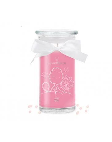 Bougie Bijou - CANDY FLOSS - JEWEL CANDLE