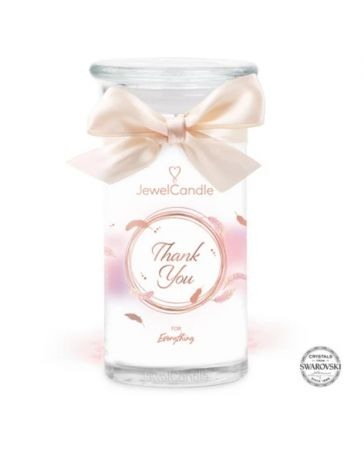 Bougie Bijou - THANK YOU - JEWEL CANDLE