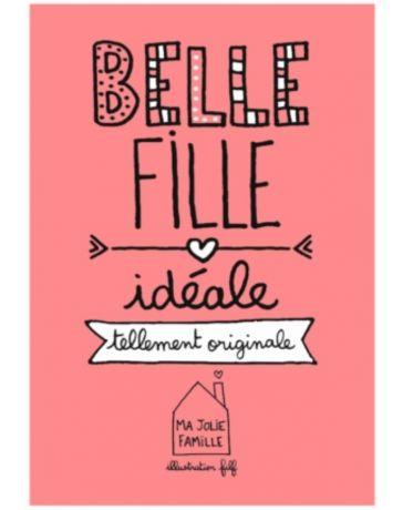 MAGNET ISA - BELLE FILLE IDEALE - DERRIERE LA PORTE