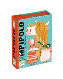 PIPOLO - JEU DE CARTES - DJECO