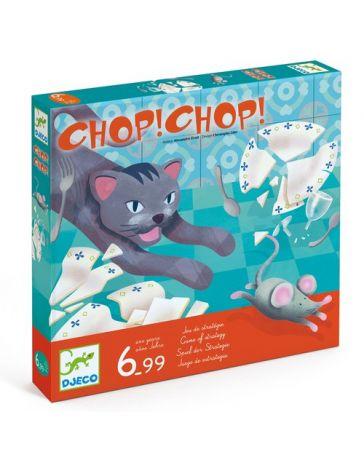 CHOP CHOP ! - JEU - DJECO