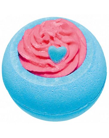 Boule de bain - Blueberry Funday - Bomb Cosmetics