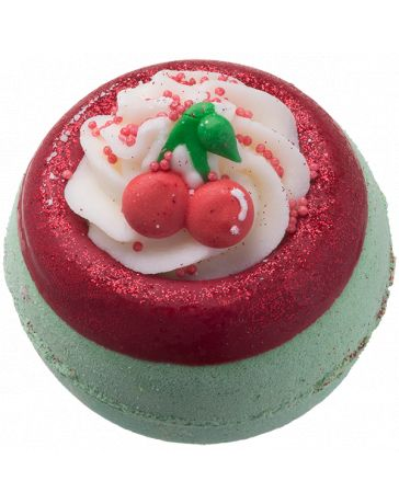 Boule de bain - Cherry On Top - Bomb Cosmetics