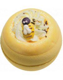 Bath ball - HONEY BEE MINE - BOMB COSMETICS