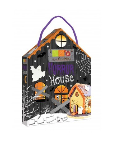 KIT DECOUPOIRS - HORROR HOUSE - SCRAPCOOKING