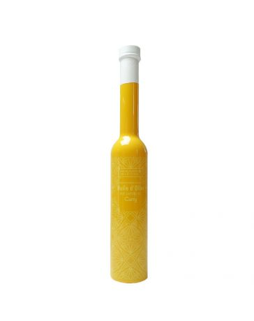 HUILE D'OLIVE - CURRY - 20CL - SAVOR CREATIONS