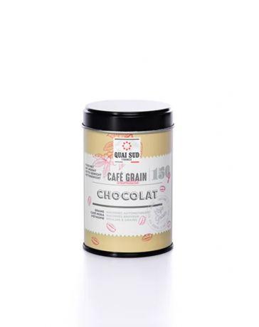 CAFE EN GRAIN AROMATISE CHOCOLAT - QUAI SUD