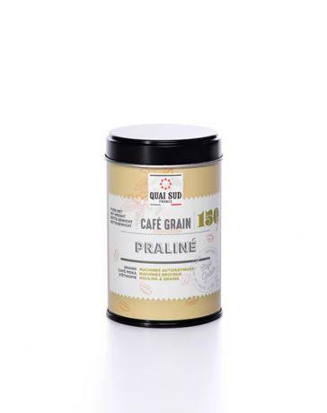CAFE EN GRAIN AROMATISE PRALINE - QUAI SUD