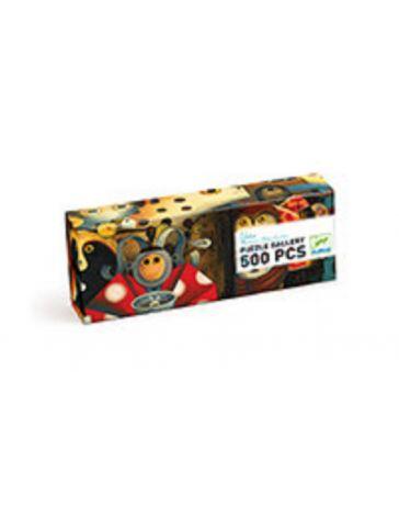 YOKAI - PUZZLE GALLERY 500 PIECES - DJECO