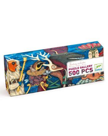 FANTASIA ORCHESTRA - Puzzle Gallery 500 Pièces - DJECO