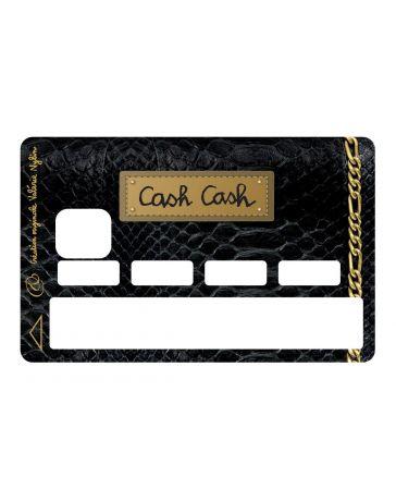 Sticker Carte Bancaire - Cash Cash