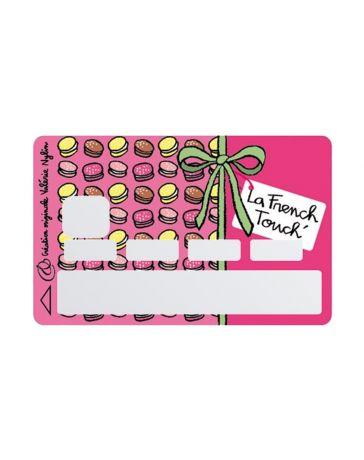 Sticker Carte Bancaire - La French Touch'