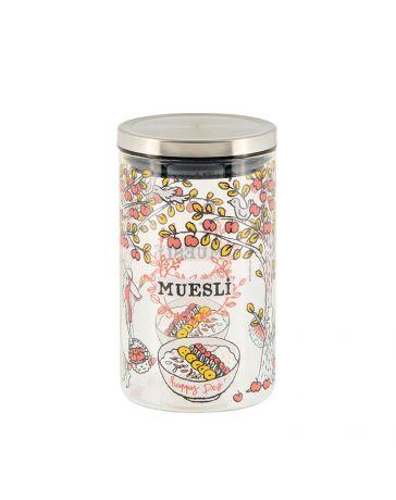 Bocal à Muesli - Happy Déj - DERRIERE LA PORTE