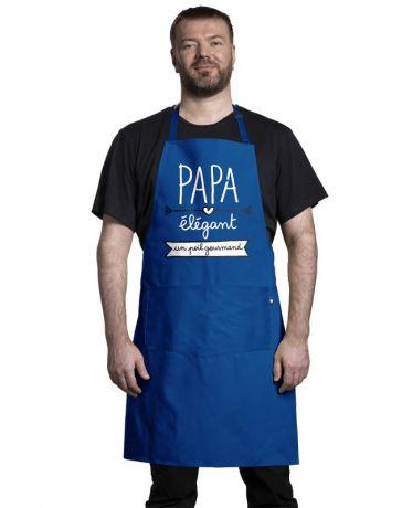 Tablier de cuisine adulte - FILF - Papa élégant - ALMA MATER