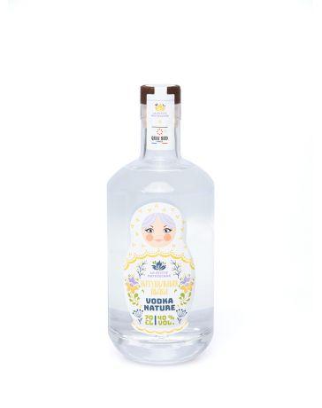 La Petite Matriochka - BOISSON SPIRITUEUSE à base de 70 cL de vodka - QUAI SUD