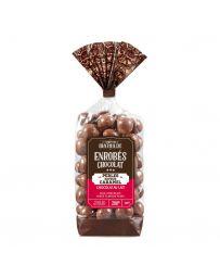 Perles au chocolat au lait & caramel - Sachet de 200g - LE COMPTOIR DE MATHILDE