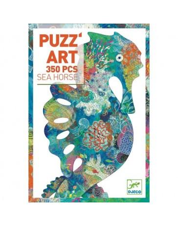 SEA HORSE - PUZZ'ART - DJECO