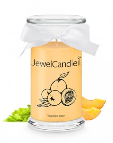 Bougie Bijou - TROPICAL PEACH - JEWEL CANDLE