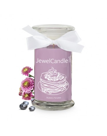 Bougie Bijou - BLUEBERRY PANCAKES - JEWEL CANDLE