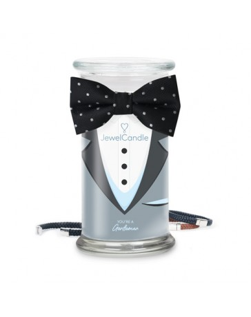 Bougie Bijou - YOU ARE A GENTLEMAN - JEWELCANDLE
